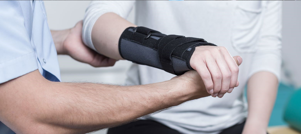 HAND & WRIST REHABILITATION THERAPY CLINIC | Forcemedic