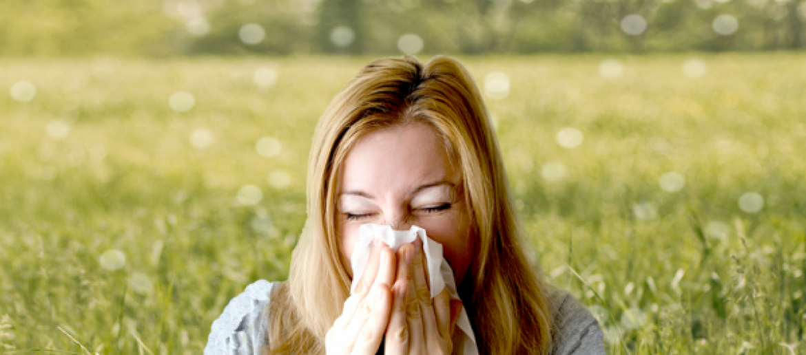 Seasonal Allergies – Little Spring Story